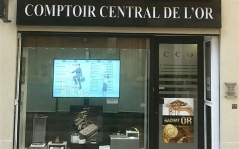 Comptoir De L Or Marseille by Achat Or Marseille Comptoir Central De L Or Rachat Or