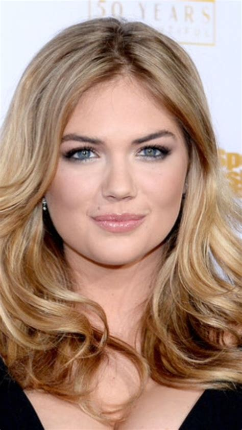kate upton hair color kate upton dark blonde hair and makeup pinterest
