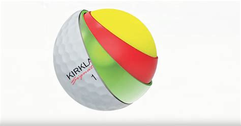 Golf Ball Giveaway - the new kirkland signature golf ball review main rival of the pro v1
