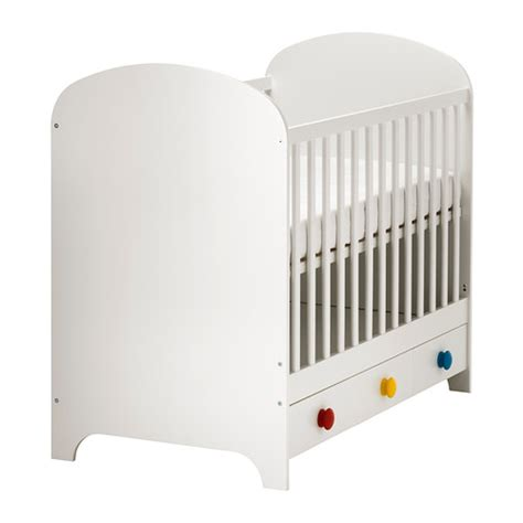 Ikea Toddler Bed Converts To Gonatt Crib Ikea