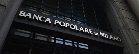 popolare di on banking italy s banco popolare to merge with bpm world finance