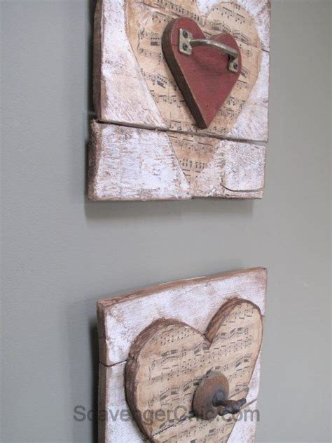 popular woodworking projects wooden hearts valentines