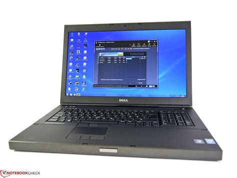 Laptop Dell Precision M6800 review dell precision m6800 notebook notebookcheck net reviews