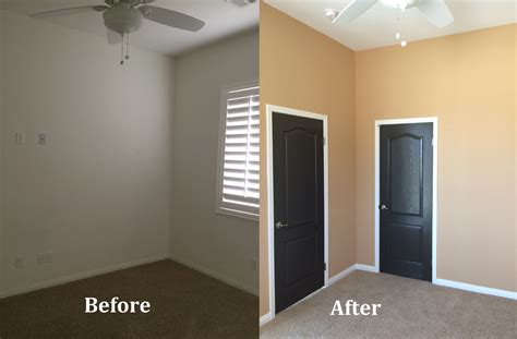 interior house paint before after gallery myers painting