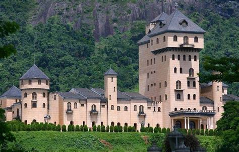 New Homes Floor Plans 80 000 square foot castle in brazil on the market for 15