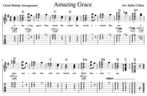 guitar tutorial amazing grace amazing grace guitar chords pictures to pin on pinterest