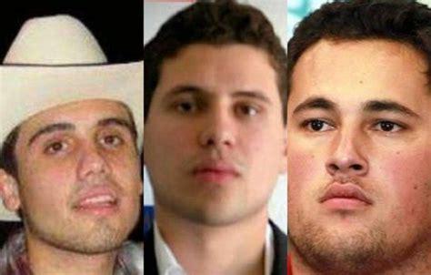 imagenes de la familia del chapo hijos de el chapo piden investigaci 243 n cient 237 fica sobre
