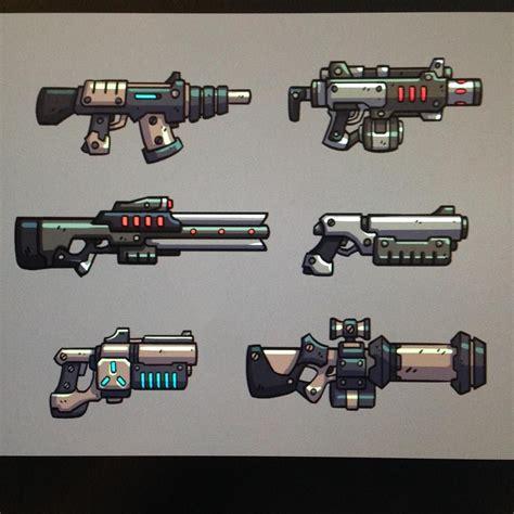 design gun game pew pew some gun designs for bullet age the game i m