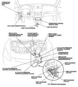2003 Honda Accord Transmission 2003 Honda Accord Ex Automatic Transmission