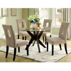 Glass dining table round google search my dream home pinterest