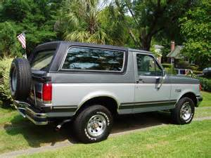 1990 Ford Bronco 1990 Ford Bronco Exterior Pictures Cargurus