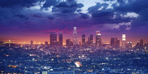 los angeles pics for gt los angeles skyline