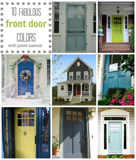 home design blog names front door color 10 fabulous front door colors their