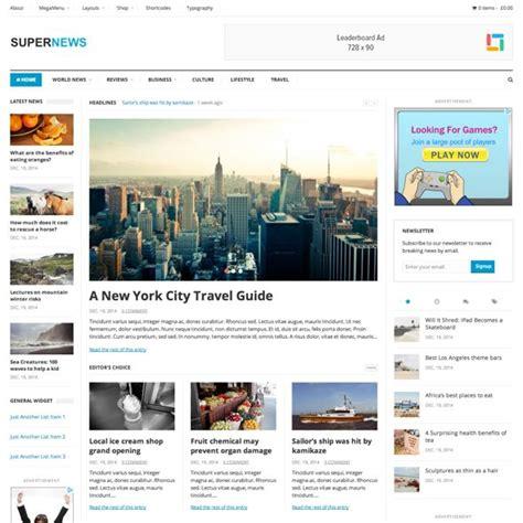 Supernews Theme Junkie | supernews review theme junkie reality