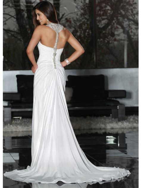 budget grecian wedding dress saveonthedate