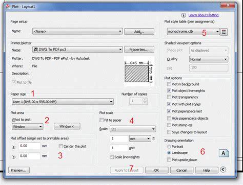 autocad layout in pdf no cad como salvar em pdf o desenho do autocad