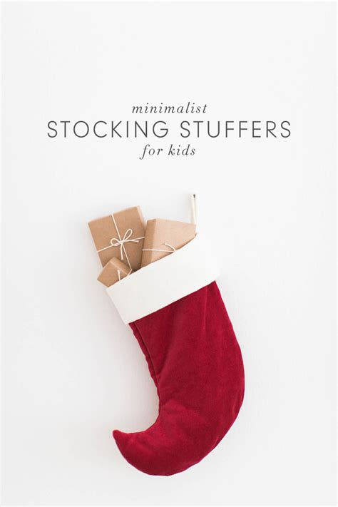 stocking stuffers minimalist stocking stuffers for kids kaley ann