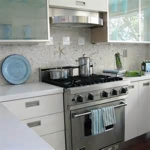 Coastal Kitchen Designs Handmade Ceramic Platter In Coastal Kitchen Modern