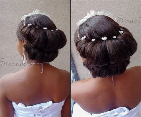 Black Hairstyles For Weddings by 50 Superb Black Wedding Hairstyles