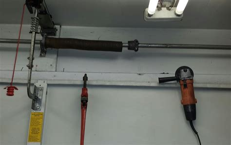 Garage Door Springs When To Replace Garage Door Springs Is The Most Prone To Damage