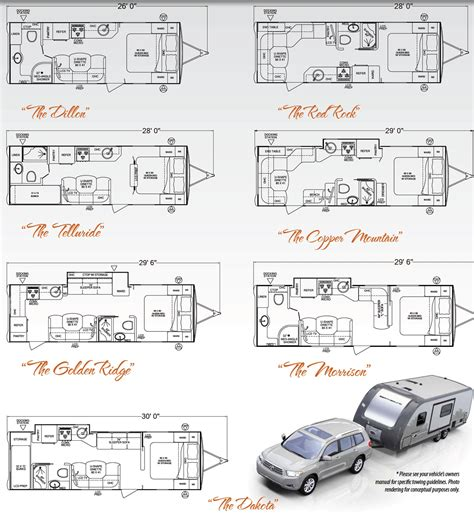 rv plans fleetwood mallard rv floor plans