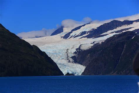 fjord glacier kenai fjords national park song of the road