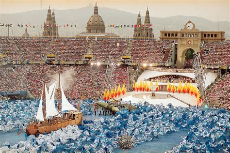 barcelona olympics 7 of the coolest cities that have hosted the olympics