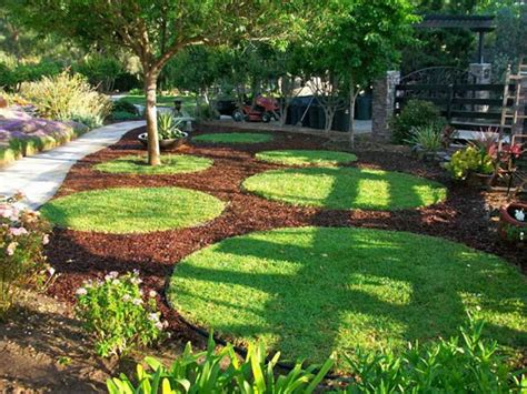 Garden Inspiration Ideas Landscaping Gardening Beautiful Garden Inspiration Ideas With Circle Grass Beautiful Garden