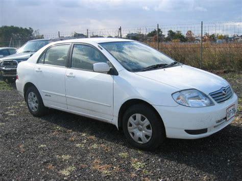 2003 Toyota Corolla 2003 Toyota Corolla Images
