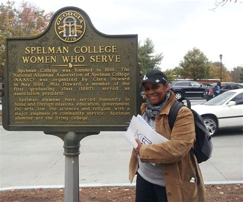 Spelman College Acceptance Letter Dr T Visits Spelman College College Admissions Consulting Spelman College And