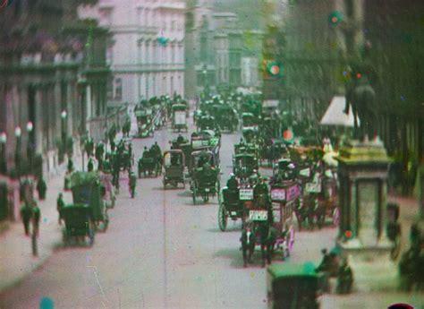earliest color photos world s earliest colour shown for time an