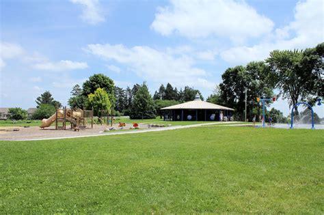 iowa city park the new splash pad at wetherby park iowa city