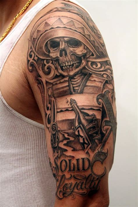 aztec skull tattoos 15 best aztec skull ideas images on