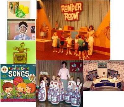 The Romper Room by 70s Child January 2009