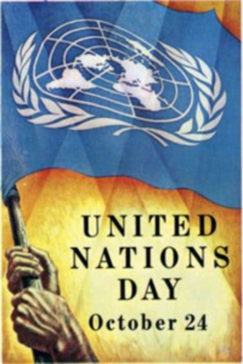 United Nations Nation 10 by Learn About The Un On United Nations Day