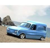 Images For &gt Renault R4 Van