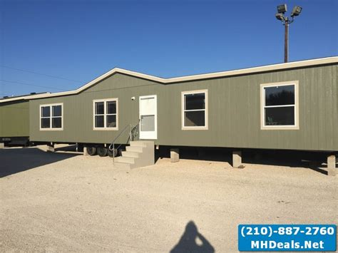 4 bedroom mobile manufactured modular homes