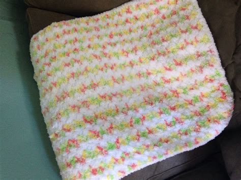 pattern for pipsqueak yarn pipsqueak baby yarn simple pattern baby blanket finished