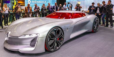 renault supercar renault just revealed a stunning electric supercar concept