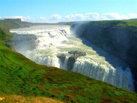 iceland attractions panoramio photo of gullfoss is one of the most popular