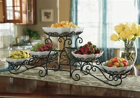 strawberry tags tiered buffet gourmet server exclusive