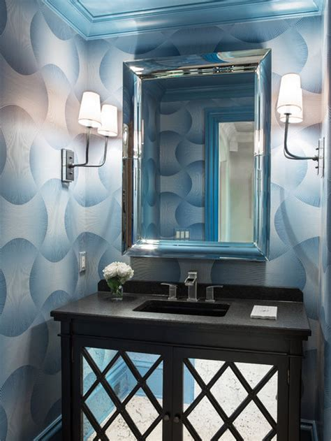 transitional powder room design ideas remodel
