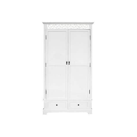 armoire wardrobe white white 2 drawer and 2 door armoire wardrobe forever