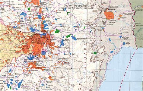 jerusalem map maps of israel worldofmaps net maps and travel