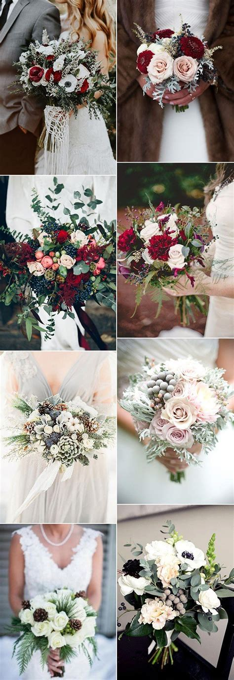 Wedding Bouquet Ideas For Winter by Winter Wedding Bouquets Archives Oh Best Day