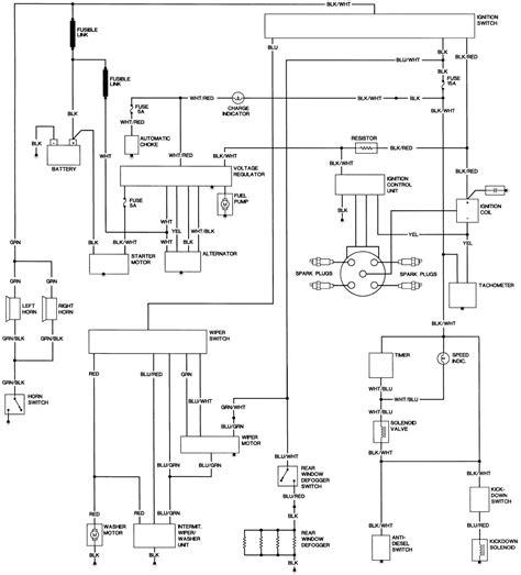 subaru wiring diagram 1984 subaru wiring diagram wiring diagram with description