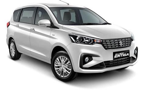 Suzuki Ertiga Gl 2018 2018 suzuki ertiga 2018 maruti ertiga pearl snow white