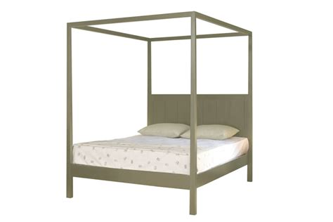 king size four poster bed dormir king size four poster bed farrow ball colours pr home
