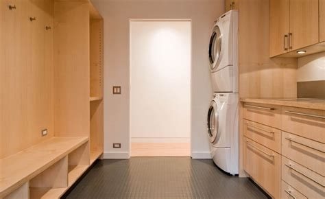 Bathroom With Laundry Room Ideas 10 rooms with rubber flooring