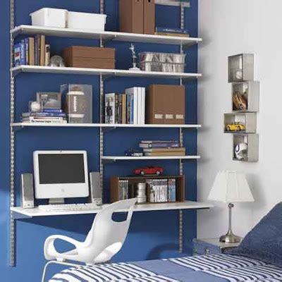 decorar escritorio dormitorio un escritorio dentro del closet del dormitorio fotos de